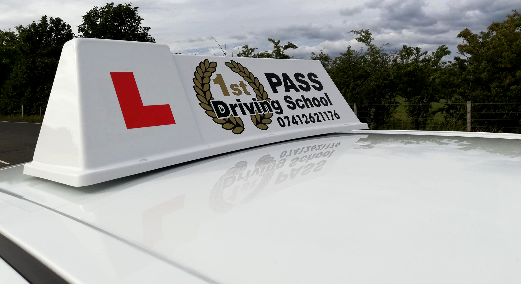 1st Pass Driving School Johnstone Paisley