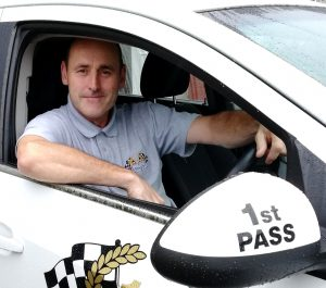 Certified Driving Instructor Renfrewshire - Robin Lenihan