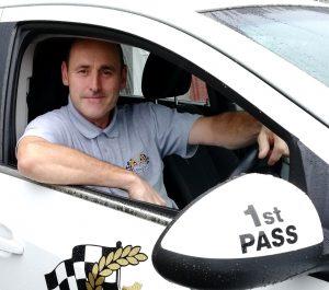 Certified Driving Instructor Renfrewshire - Robin Lenihan