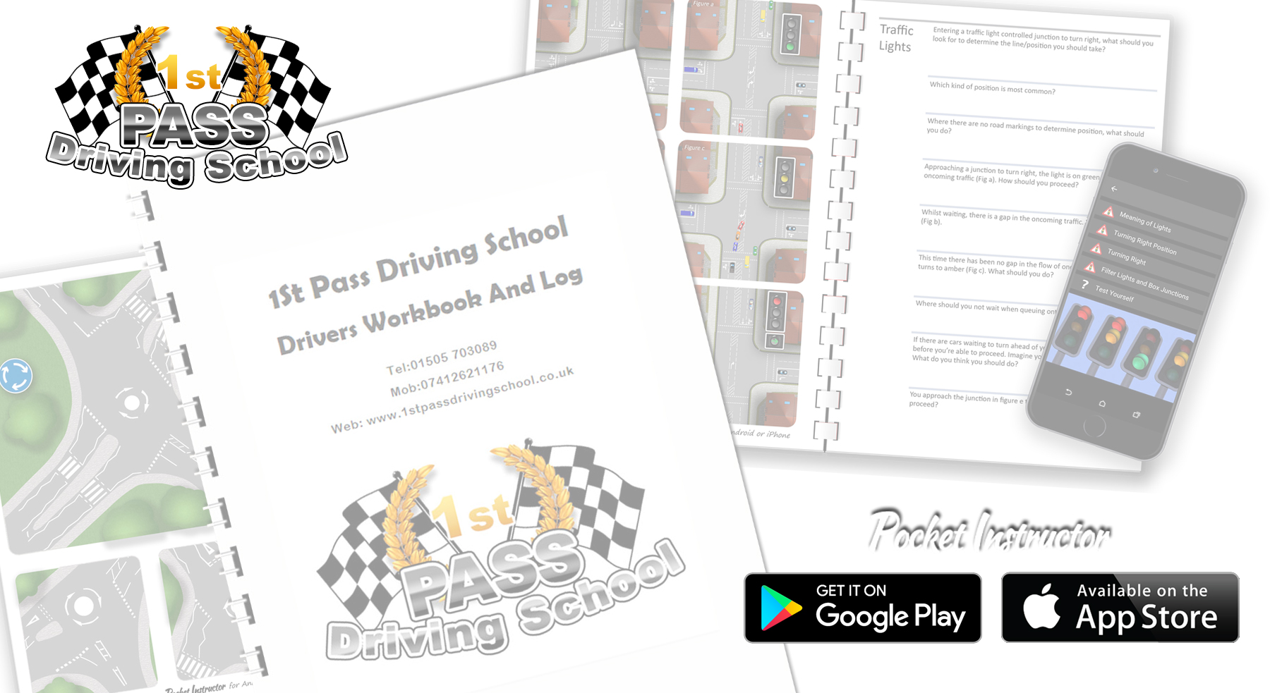 Good Driving Instructors Johnstone | Intensive driving Courses Johnstone