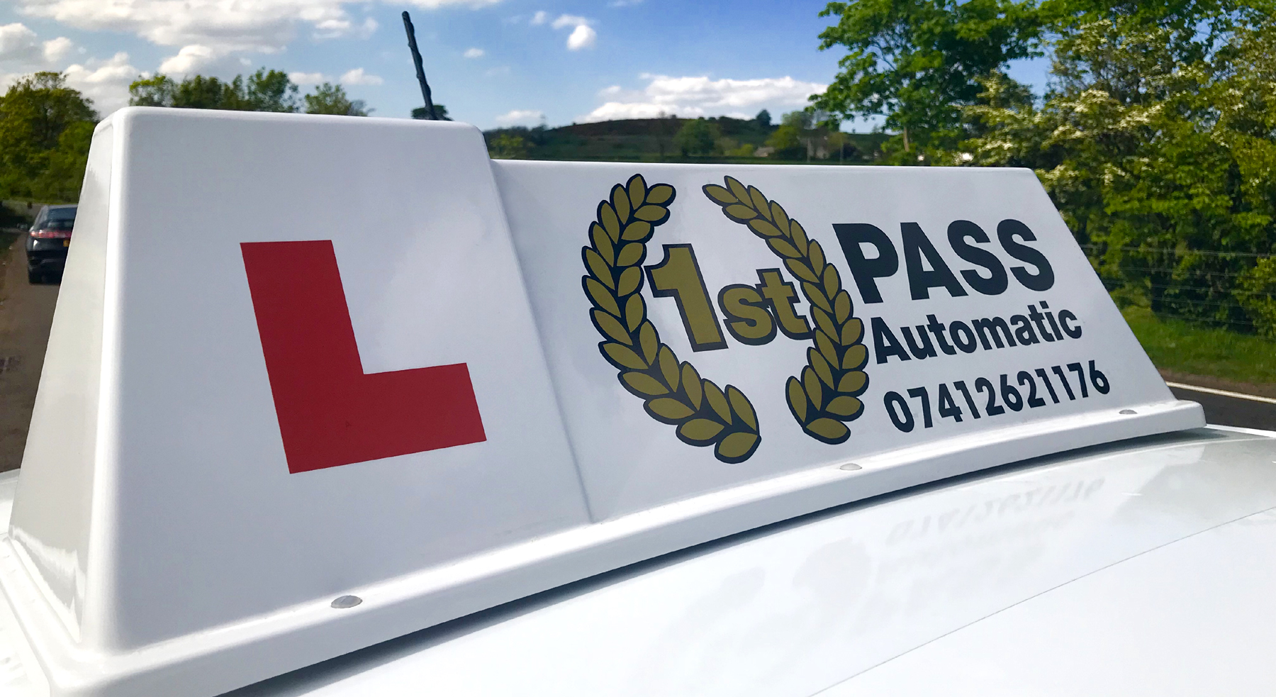 1st Pass Automatic Driving Lessons Johnstone Paisley Renfrewshire