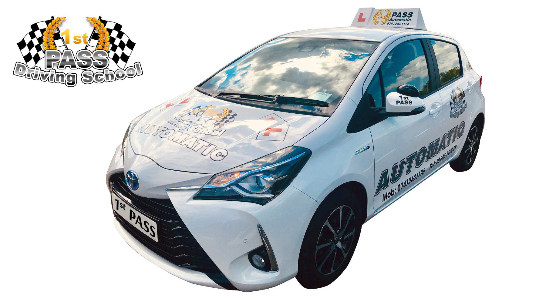 1st Pass Driving School – Renfrewshire's Automatic Driving School