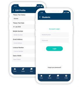 Pupils App – Student Profile